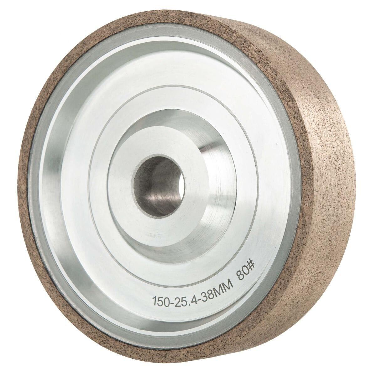 12 Grinding Wheel Reducing Bushes Mixed Sizes Set